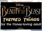 Beauty Beast Themed Things Disney-Loving Adult
