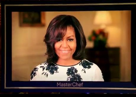 Pics! Michelle Obama Guest Appearance On Master Chef Junior