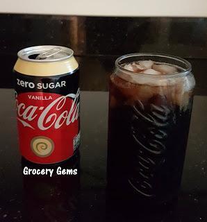 New Coca Cola Zero Vanilla Review UK