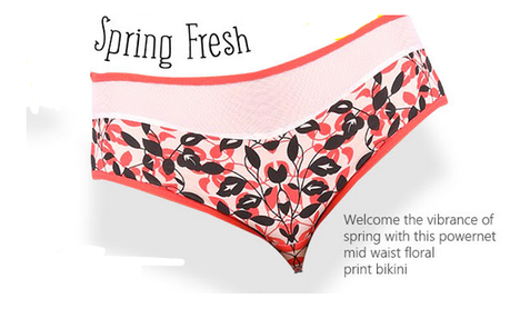 Welcome to the vibrance of spring.