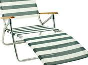 Folding Beach Lounge Chairs
