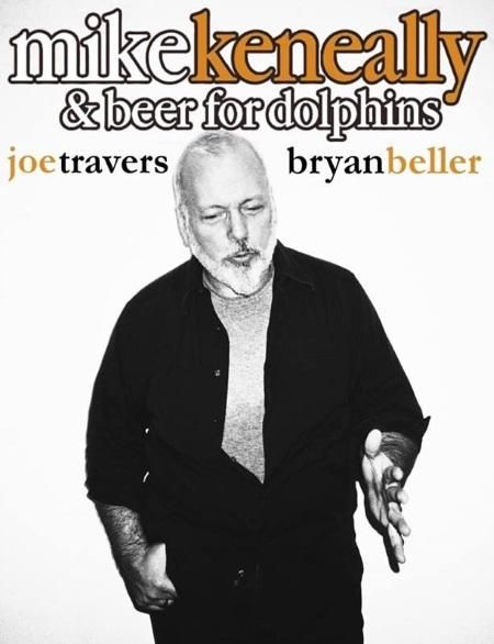 Mike Keneally & Beer For Dolphins: no Woostock show