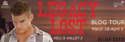 Legacy Lost by Jillian David @starang13 @jilliandavid13