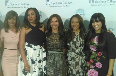 Tia Mowry Hardrict & Salli Richardson Honored During NAASC Sisters Awards
