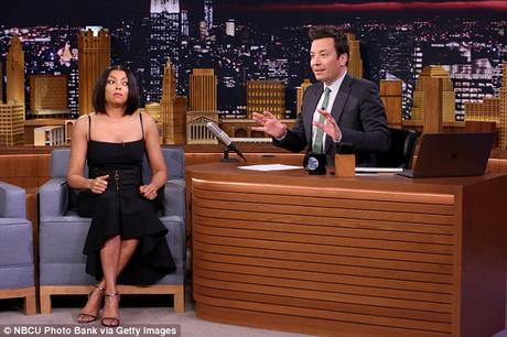 "Taraji P. Henson Hidden Figures ""Proudest Moment"" Of Her Career"