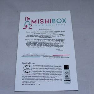 March 2017 MishiBox Review