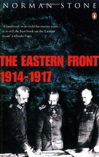 Book Review: The Eastern Front, 1914-1917 (1975, Norman Stone)