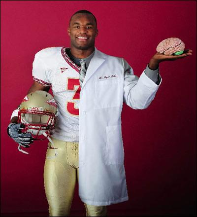 Myron Rolle:  From The Football Field To Saving Lives