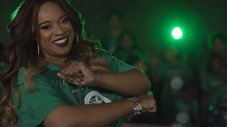 Check Out Kierra Sheard On Season 6 Of Centric TV's BEING