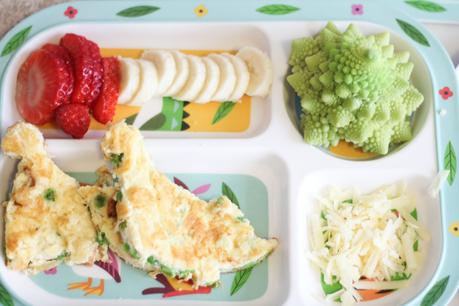 What my kids eat in a #D3licious and healthy day
