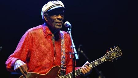 Chuck Berry: 1926-2017