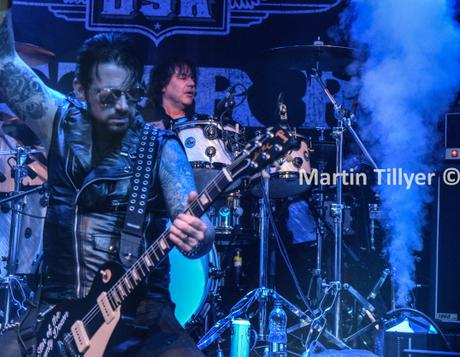 Black Star Riders, 14th March 2017, Rock City, Nottingham – review by Martin Tillyer