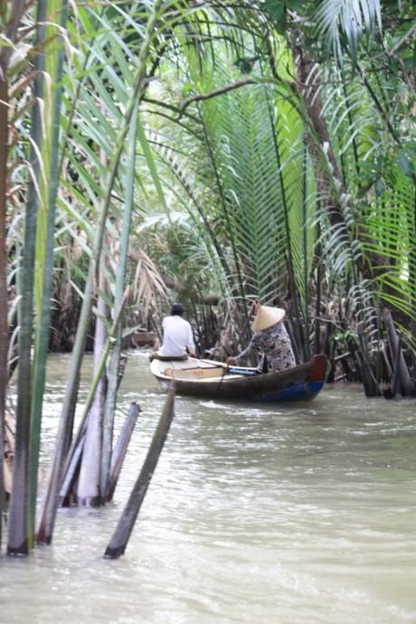 DAILY PHOTO: Canoe in the Mekong Delta