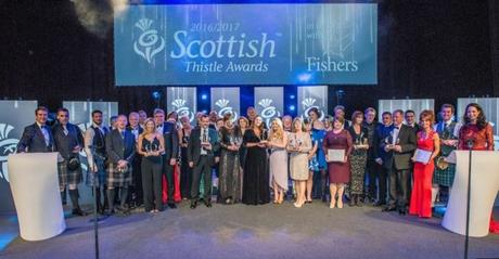 2016/2017 Scottish Thistle Awards results