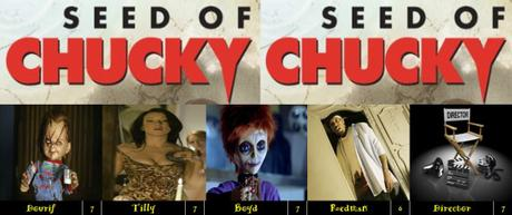 Franchise Weekend – Seed of Chucky (2004)