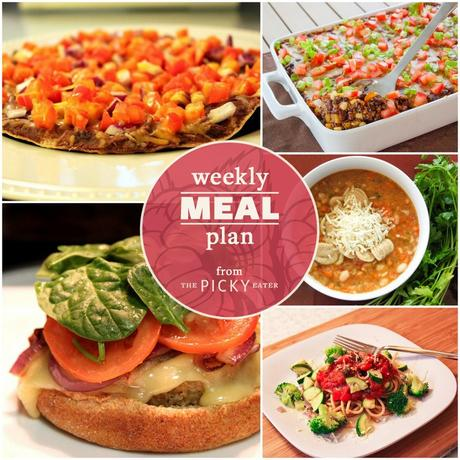 The Picky Eater Meal Plan (Week 1)