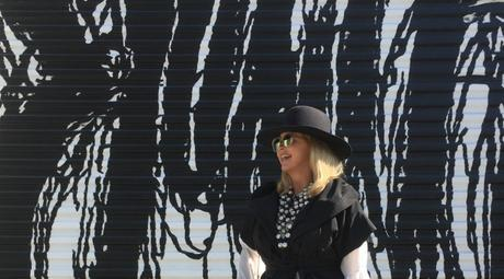 Arts District Los Angeles ... And What I Wore