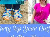 Party Your Outfit with Poms Super Easy Make-it-Yourself Accessories