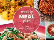 Picky Eater Meal Plan (Week