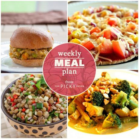 The Picky Eater Meal Plan (Week 2)