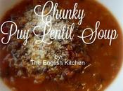 Chunky Lentil Vegetable Soup