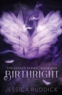 Birthright by Jessica Ruddick @YABoundToursPR @jessicamruddick