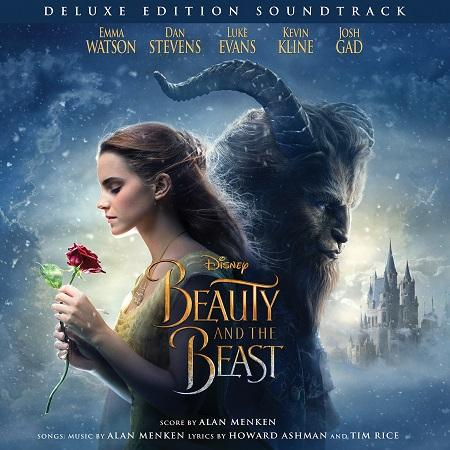 "Disney ""Beauty and the Beast"" soundtrack"