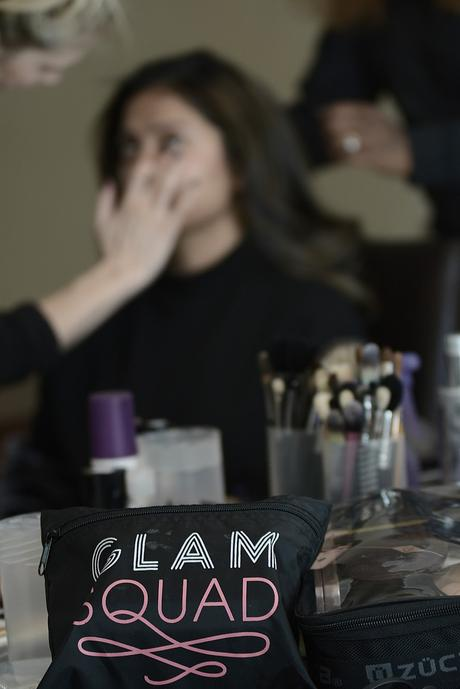 MONDAY MOOD- AN AFTERNOON WITH GLAMSQUAD