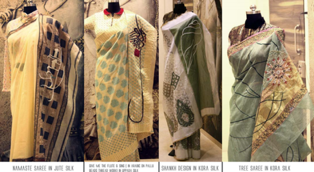 GolChakkar Saree Hut: A touch of handcraft and elegance!