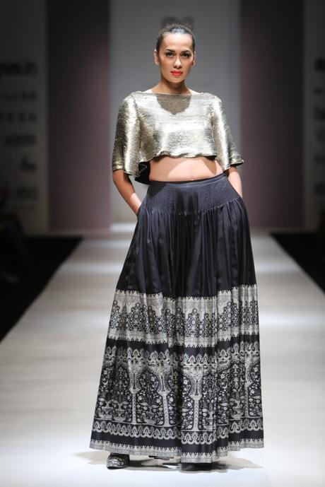 AIFWAW17 Day 2 Photo Coverage of Various Designers #AIFWAW17