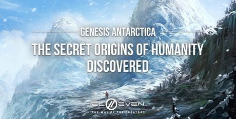 Gordon Keirle-Smith - Genesis Antarctica - The Secret Origins of Humanity