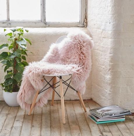 Large Sheepskin Rug by Royal Dream