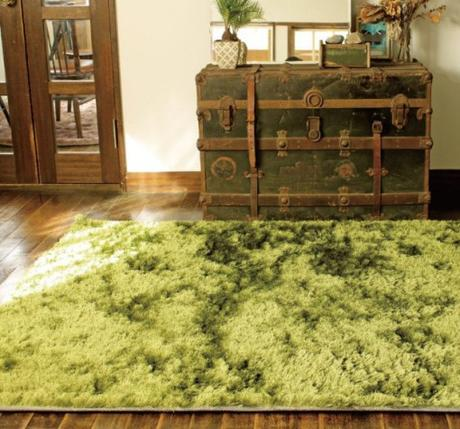 Grass Rug by Generate Design