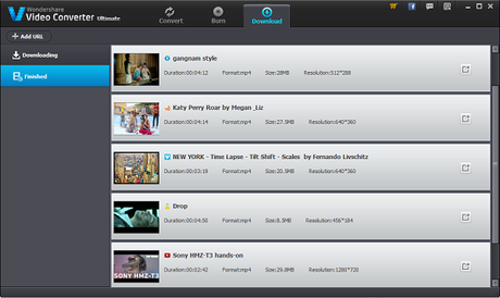 YouTube Video Converter: Wondershare Video Converter Ultimate Review