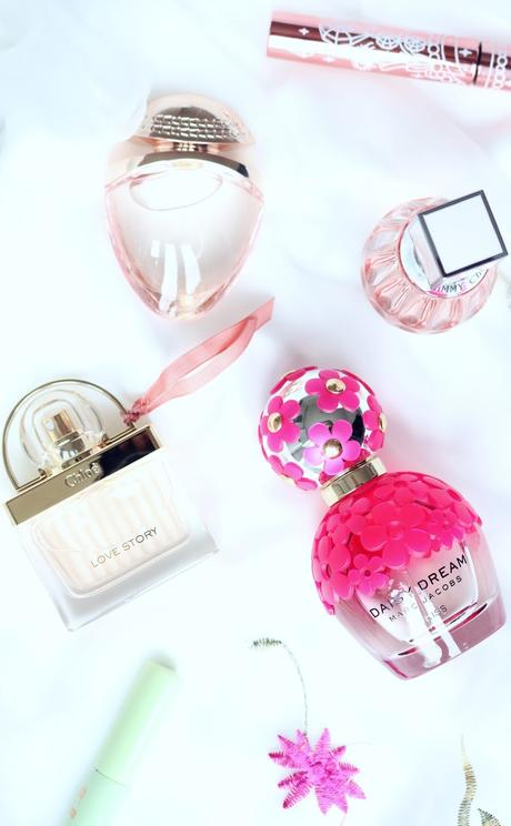 A blog post about fragrances for Spring from Fragrance Direct