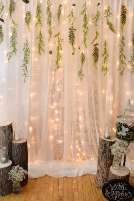 An Enchanted Forest 1st Birthday