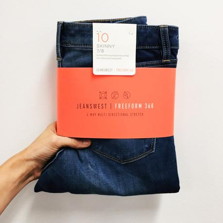 Jeanswest's new Freeform 360 jeans