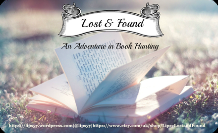 Lost & Found: Adventures in Book Hunting #1