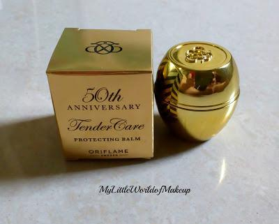 Oriflame 50h Anniversary Tender Care Protecting Balm Review