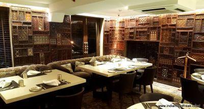 Sanadige, Chanakyapuri, Delhi: The Freshest Seafood in Delhi