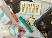 January Envy Year Edition Beauty Subscription Unboxing 2017