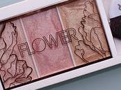 Flower Beauty's Shimmer Strobe Highlighting Palette Review Swatches