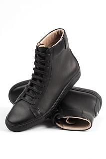 Flying Hi-Top For Spring:  TCG Footwear Logan Hi-Top Sneaker