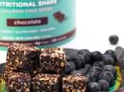 Chocolate Protein Energy Bites