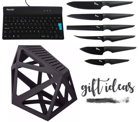 Keyboards and Knives - a wee gift guide