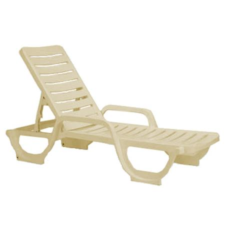 Resin Chaise Lounge Chairs