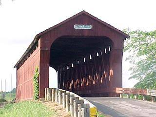 Image result for covered bridges featured in bridges of madison county