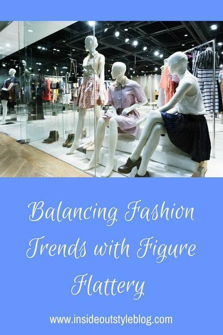 How to Balance Fashion Trends with Flattery