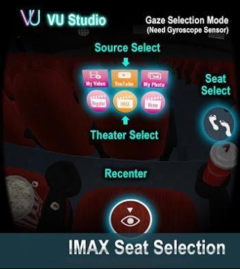 VU Cinema  VR 3D Video Player v8.5.425 APK