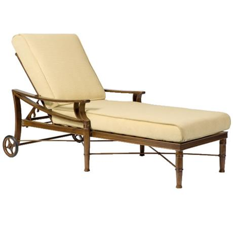 Patio Chaise Lounge Chair